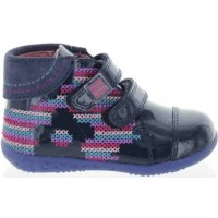 Borowka Navy - Children Tiptoes Best Corrective Boots