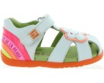 Spanish kids sandals designer