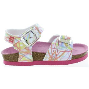 Girls daily sandals pink and comfortable