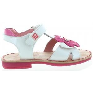 Hard bottom walking sandals for girl