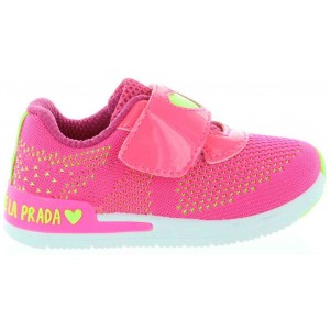 Baby girl support sneakers