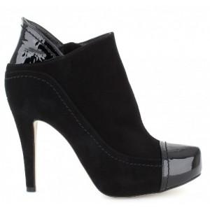 High heel fashion designer booties from Europe
