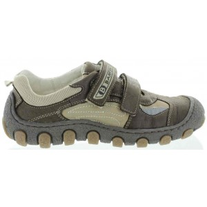 Quality leather sneakers for boys wide width