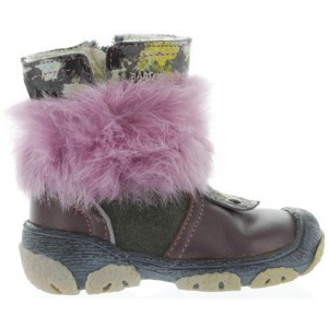 Snow boots for a toddler fashion orthopedic