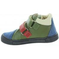 Pumper Green - Hip Designer Boots for Boys