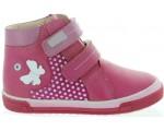 Leather girls ortho pediatrics boots