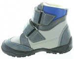 Snow boots for kids with heel support