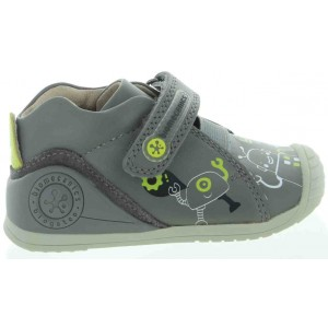 Supportive Biomecanics brand of footwear toddler
