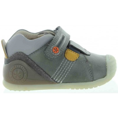 Running baby high top sneakers