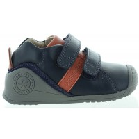 Randy Navy - Lovely Well Made Baby Shoes from Spain