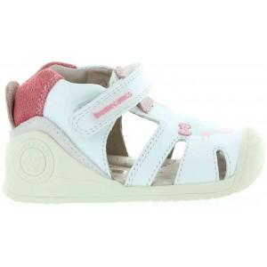 Sandals for baby Biomecanics