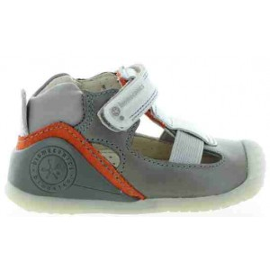 Sandals for a new walker natural first step