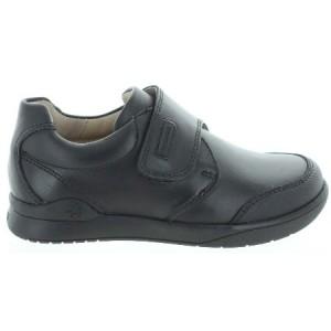 Arch ortho boys black uniform footwear