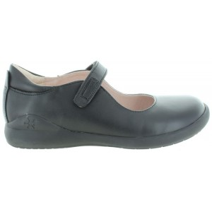 Black classic school shoes youth
