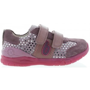 Fashion sneakers for a child that are European and supportive