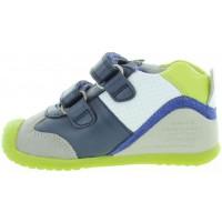 Orangutan Blue - Biomecanics Online Baby Shoes