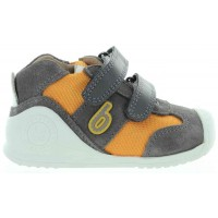 Runner Gray - Turned in Ankles Child Corrective Shoes