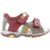 Bizon Red - Child Orthotic Sandals on Sale
