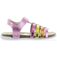 Amanda Pink - Toddler Girls Sandals with Arches