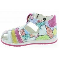 Zinara Multi - Early Walking Sandal For Toddler