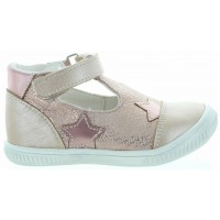 Gwiazda Beige - Shoes for Pigeon Toed Child