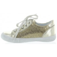 Sandi Gold - Flat Feet Toddlers Best Sneakers for Girls