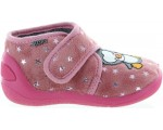 Toddler pink walkers with high support