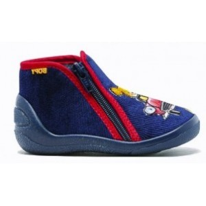 Warm house shoes for toddler boy