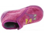 Baby with best orthopedic support wool slippers