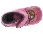 Wool slippers with good arch for kids