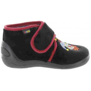 High instep slippers with arches for kids