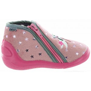 Baby with high arches indoor shoes
