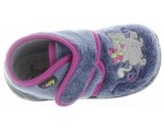 House shoes for kids with good arch inside made with boiled wool
