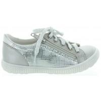 Samaya Silver - Pronated Ankle Orthopedic Sneakers