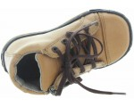 Start up walkers for toddlers with good arches in beige leather