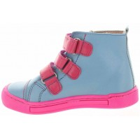 Begonia Blue -Kids Support Shoes in Singapore