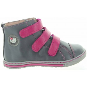 Toe walkers high top shoes