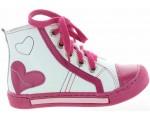 Supination kids walking shoes