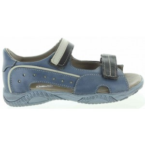 Kids made with natural leather good sandals