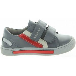 Leather toddler boys European sneakers