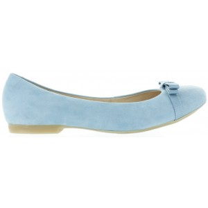 Women with support ballerina flats