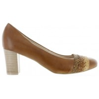 Bella Brown - Leather European Women Comfort Shoes