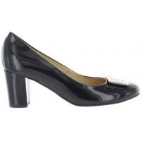 Pukka Black - Black Patent Women Shoes from Europe