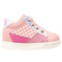 Roll Pink - Sneakers for Child for Pronated Ankles