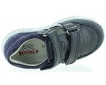 High instep navy boys sandals with arches