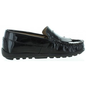 High arch shoes for a child on sale black leather