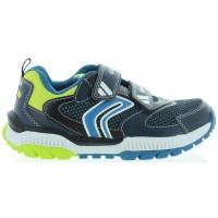 Ptak Blue - Geox Blue Sneakers for Kids