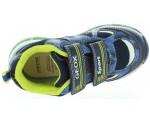 Sneakers for boys geox blue shoes