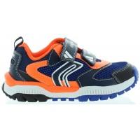 Ptak Orange - Orthopedic Sneakers for Kids