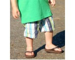 Best sandals for a child pigeon footed